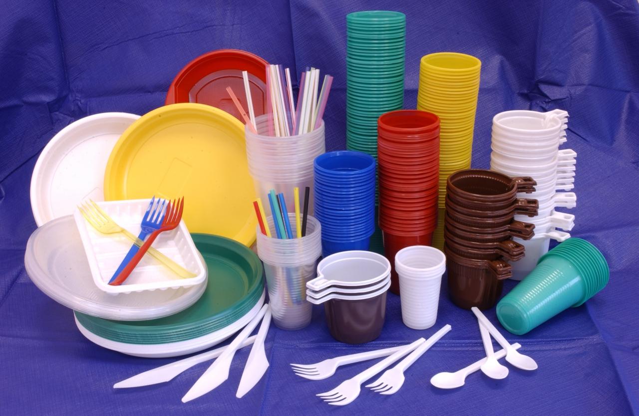 Пластиковая посуда наносит непоправимый вред здоровью человека и экологии