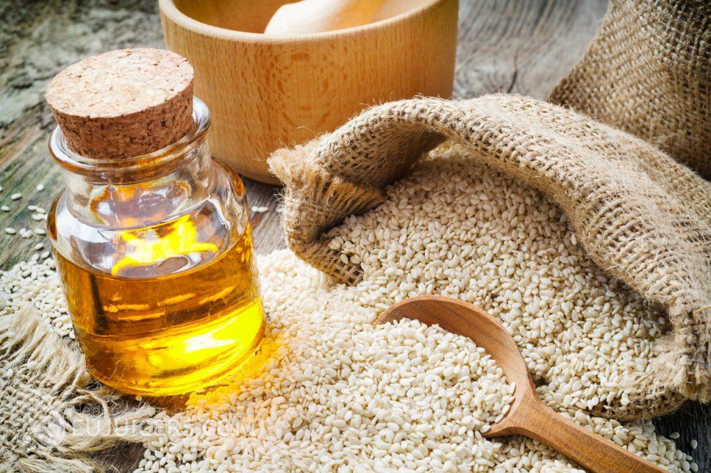Кунжутное масло при диабете 1 типа