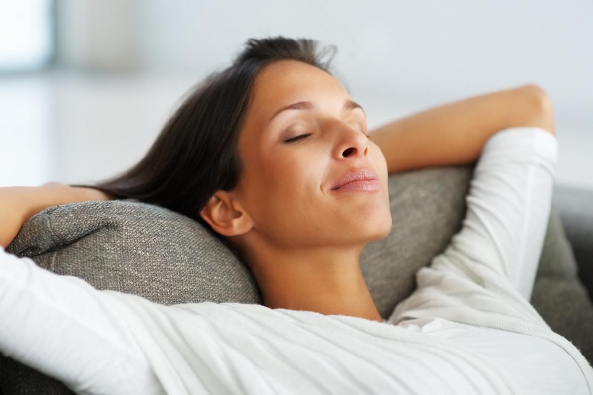 Чем снять стресс в домашних условиях