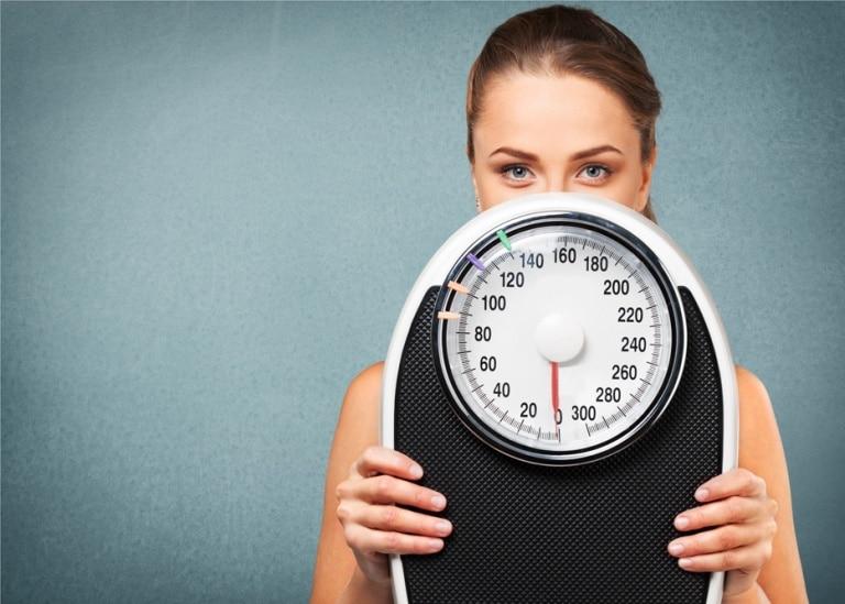 цель сбросить лишний вес